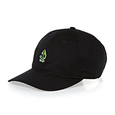 3a4c3766ccf Amazon.com  Element Fluky Dad Cap One Size Black  Clothing