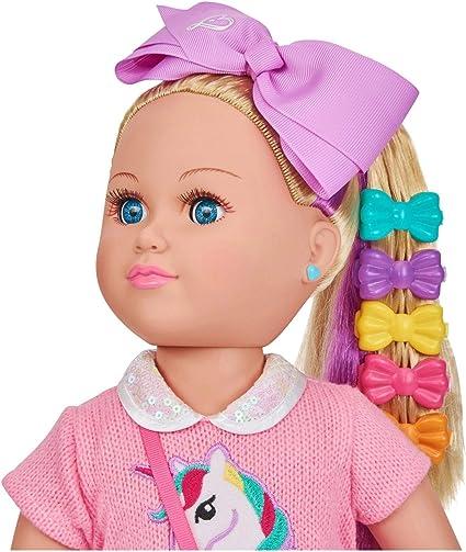 "Blonde Hair My Life As 18/"" Poseable JoJo Siwa Doll"