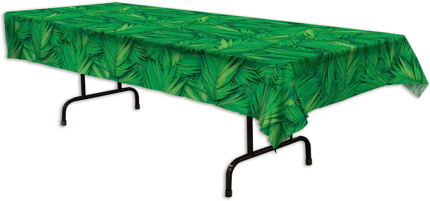 Palm Leaf Table Cover (54 In. X 108 In.) (Value 3-Pack)