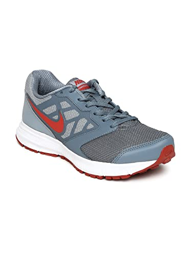 Nike Men\u0027s Downshifter 6 MSL Blue Graphite, University Red, Dove Grey,  White Running Shoes - 6 UK/India (40 EU)(7 US) (684658-404): Buy Online at  Low Prices ...