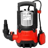 Marietta - Bomba Robusta Sumergible 1.2HP Agua Sucia/Limpia