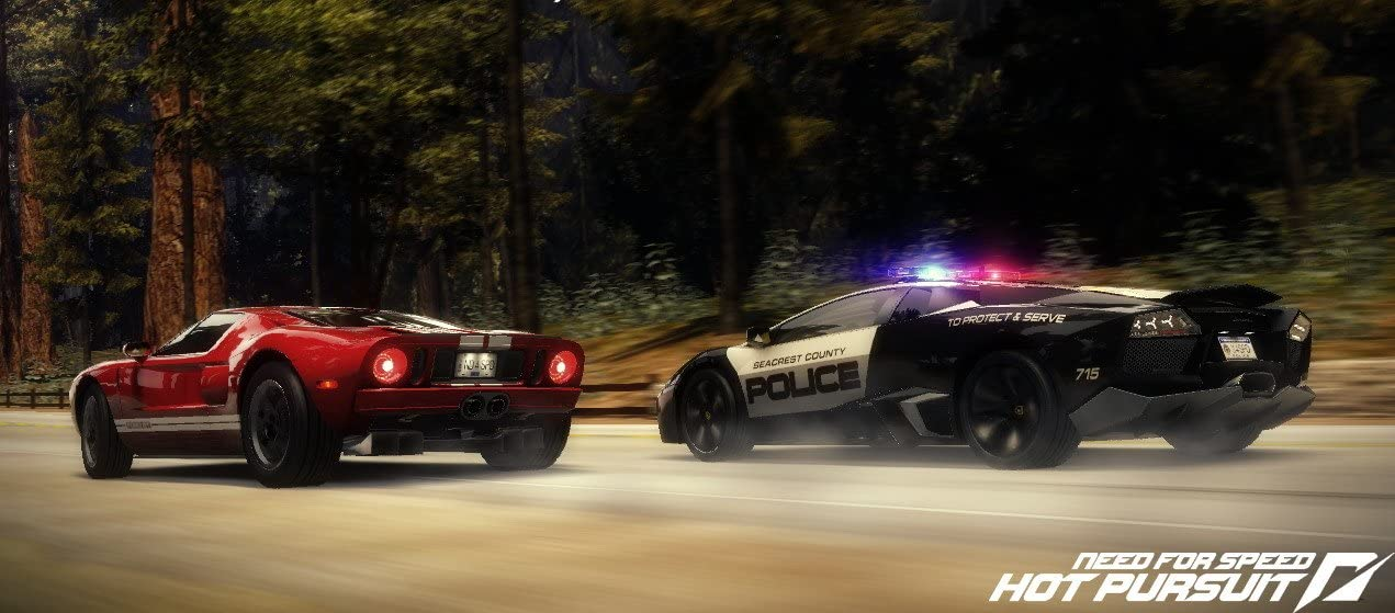 Amazon com: Need for Speed: Hot Pursuit, XBOX 360: Video Games