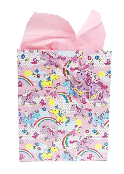 Bolsa de regalo de cumpleaños para niñas con diseño de ...