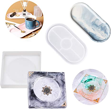 Epoxy DIY Crafts Silicone Mould Resin Molds Jewelry Making Tools Casting Mold