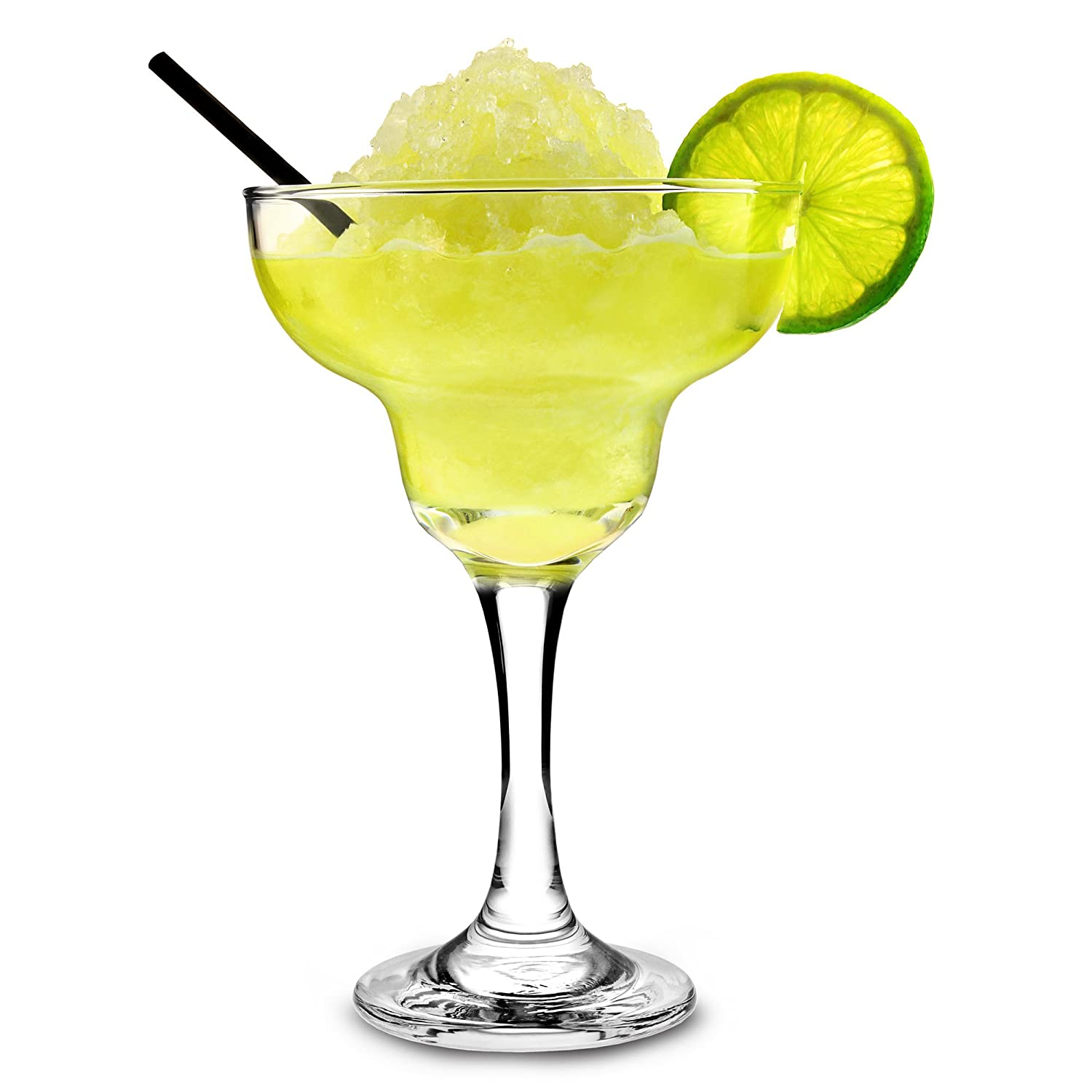 bar@drinkstuff City Margarita Cocktail Glasses 12.7oz/360ml - Pack of 24 - Gift Boxed Coupe Glassware