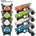 4 Pack Laser Tag Guns Sets