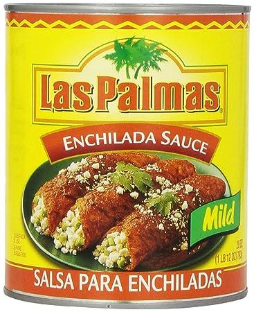 Las Palmas Enchilada Sauce, Mild, 28 Oz