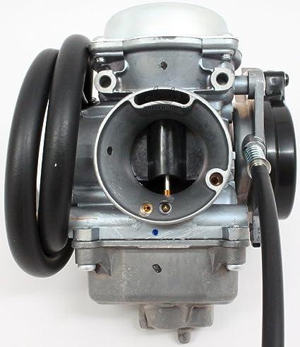 New OEM 02 03 Suzuki Eiger 400 Carburetor Carb Assembly LTA