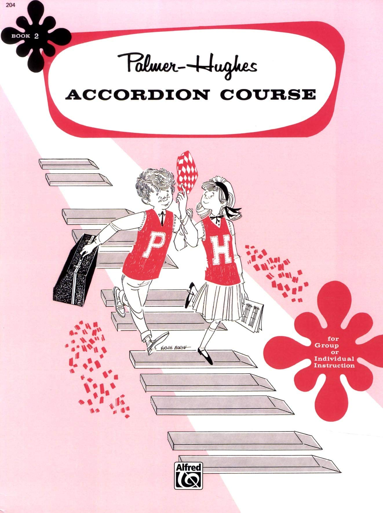 Palmer-Hughes Accordion Course 1 Learn to Play Accordion SHEET MUSIC BOOK