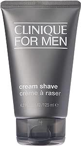 Clinique Shave Cream for Men, 125ml