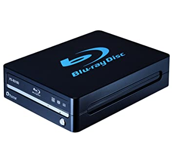 New Drivers: Plextor PX-B310U Blu-ray Player