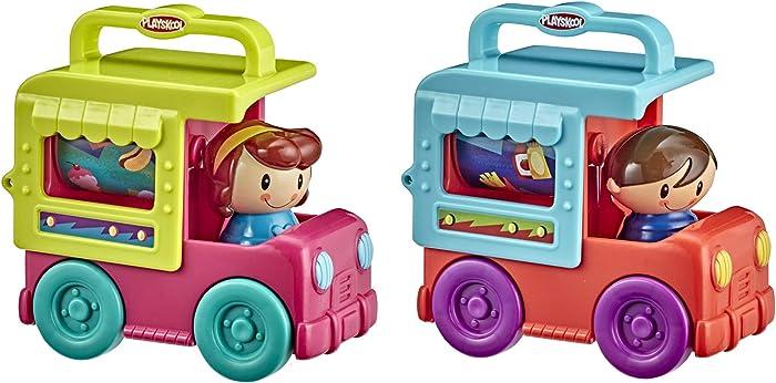 The Best Playskool Fold 'N Roll Trucks Food Truck