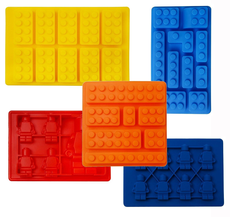 iNeibo moldes lego/silicona moldes lego/moldes silicona ...