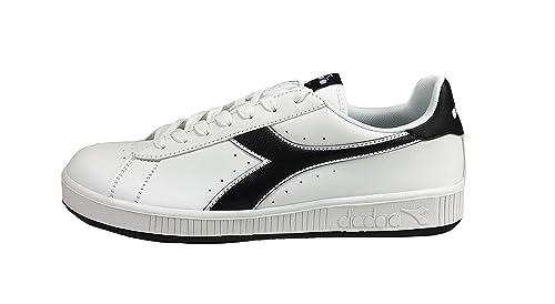 by DIADORA - Zapatillas de Sintético para Hombre Blanco Size: 46 EU