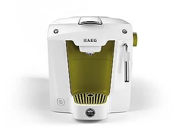 AEG Favola LM 5100GR Lavazza A Modo Mio - Cafetera de monodosis: Amazon.es: Hogar