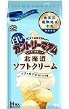 不二家 カントリーマアム(北海道ソフトクリーム) 14枚×5袋