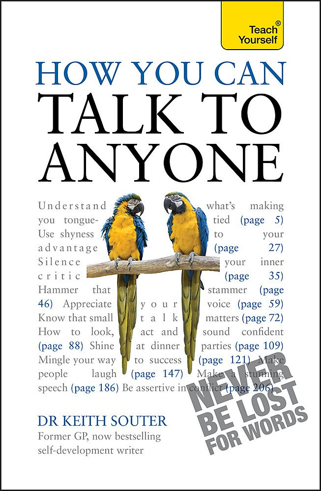 How You Can Talk To Anyone (Teach Yourself) pdf