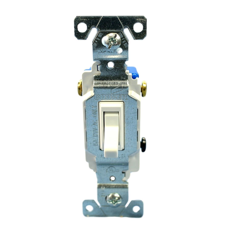 スイッチ切り替えQT 3 W非接地ホワイトボックス   B00A7ZQF7U