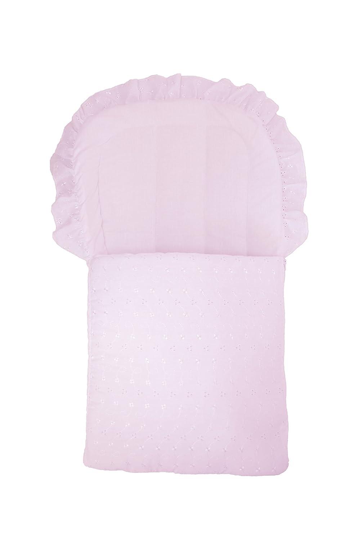 Cuddles Collection BA Baby Nest (Pink) CCU11033