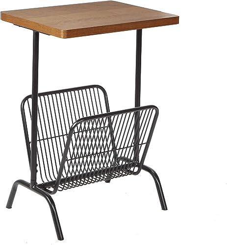 Silverwood Side Table, Black