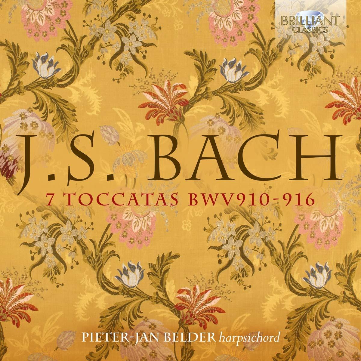 7 Toccatas Cheap sale BWV 910-916 Max 90% OFF