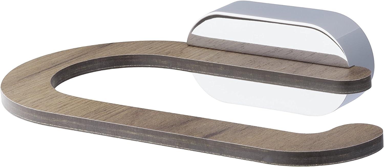 Bergen Design Range 9/x 5/x 2,5/cm braun Bisk Bademantel Haken doppelt