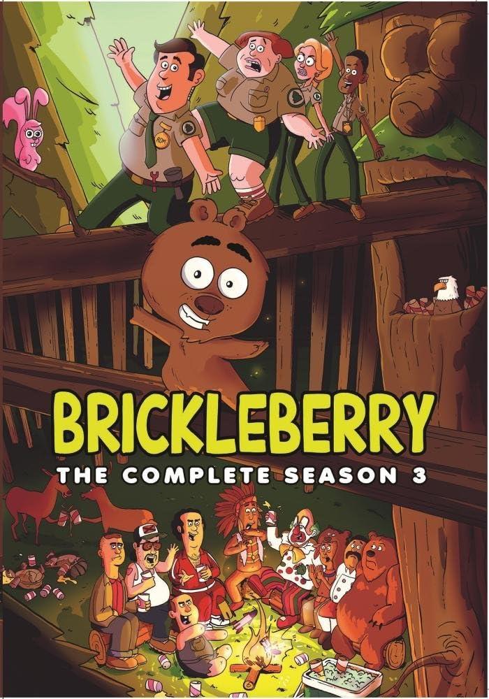 Assistir Brickleberry Online