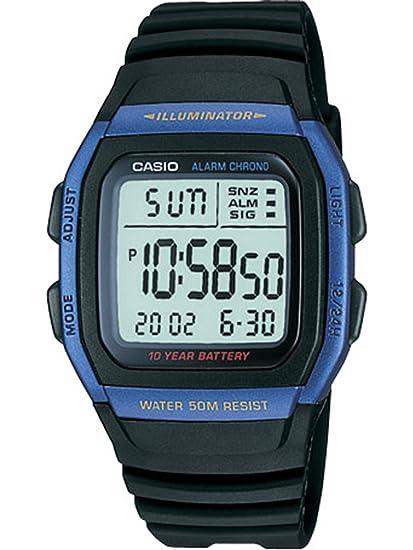 Casio W96H-2AV Hombres Relojes