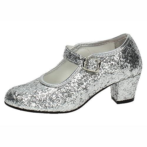 originales completamente elegante mejor amado ZAPATOP 26 Zapato DE SEVILLANAS NIÑA Zapatos TACÓN