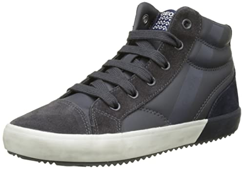 f665ddeb63 Geox J Alonisso A, Sneaker a Collo Alto Bambino
