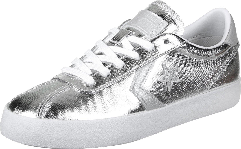 Converse Mujeres Calzado/Zapatillas de Deporte Ox 35.5 EU|Plateado