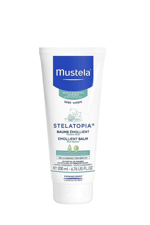 Mustela Stelatopia Lipid-replenishing Balm 200ml MUSMUSC73028978