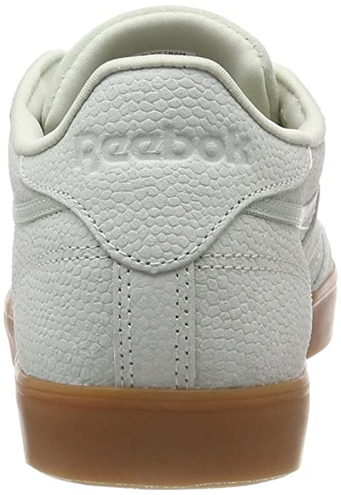 d56c9c9260b Reebok Women s s Club C 85 FVS Ps Desert Low-Top Sneakers  Amazon.co.uk   Shoes   Bags