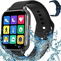 Smartwatches Reloj Inteligente Deportivo,Pulsera Inteligente,Reloj Deportivo Pantalla Táctil Completa,Pulsera Actividad…