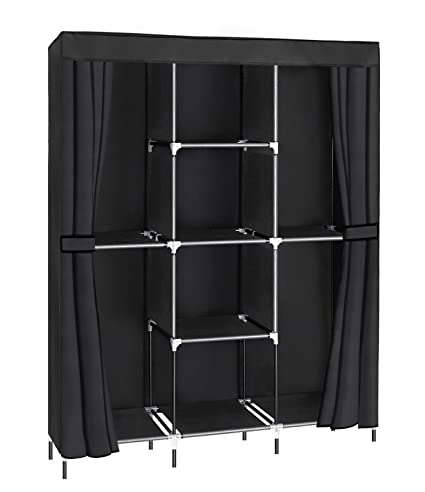 Charmant YOUUD Wardrobe Storage Closet Clothes Portable Wardrobe Storage Closet  Portable Closet Organizer Portable Closets Wardrobe Closet