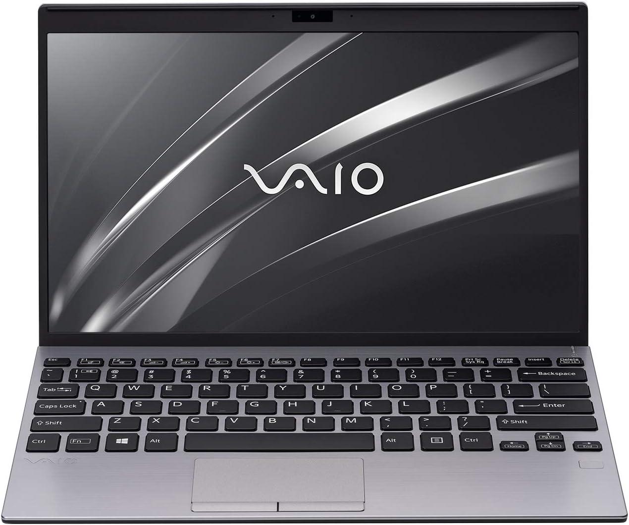 "VAIO SX12 - Intel Core i5-10210U | 8GB Memory (RAM) | 512GB PCIe SSD | Windows 10 Pro | 12.5"" Full HD (1920x1080) Display | Silver"