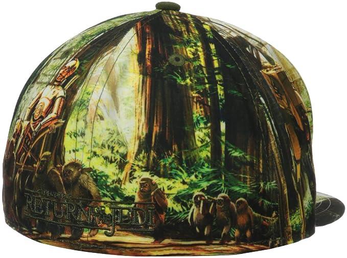 561436e7819 New Era Men s Allover Star Wars Battle of Endor Cap at Amazon Men s  Clothing store