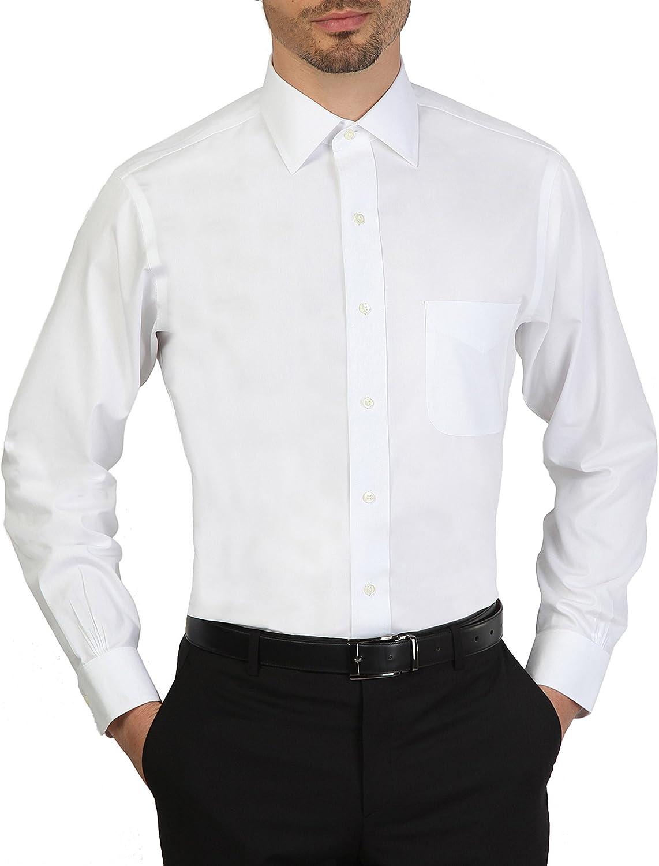 Camisa Brooks Brothers 100011389 blanquecino slim - hombre - 40: Amazon.es: Ropa y accesorios