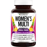 FarmHaven Multivitamin for Women   22 Essential Nutrients, Fruits & Veggies Womens Multivitamin   Whole Food Multivitamin Boo