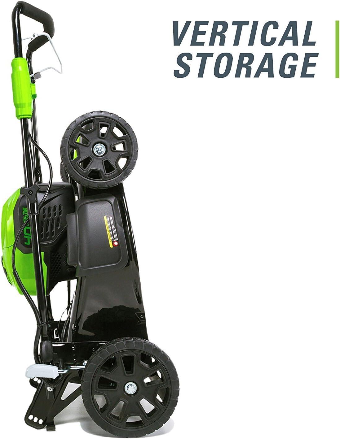 greenworks mower 40v MO40L01 Brushless Cordless Lawn Mower