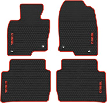 Set of 4 2017 2018 2019 Mazda CX-5 Cargo Tray and  All Weather Floor Mats