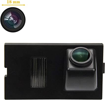 Reversing Vehicle-Specific Camera Integrated in Number Plate Light License Rear View Backup Camera for Land Rover Freelander 2 Discovery 3 LR3 Discovery 4 LR4 Range Rover