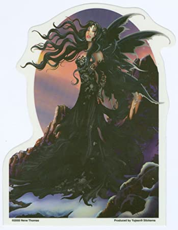 Nene thomas aria dark fairy sticker decal