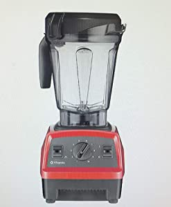 Vitamix E320 Explorian Blender Red