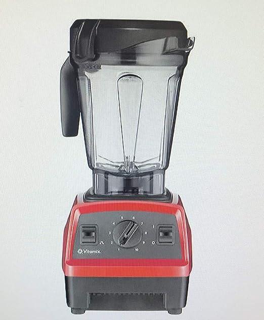 Vitamix E320 Explorian Batidora Rojo licuadora: Amazon.es: Hogar