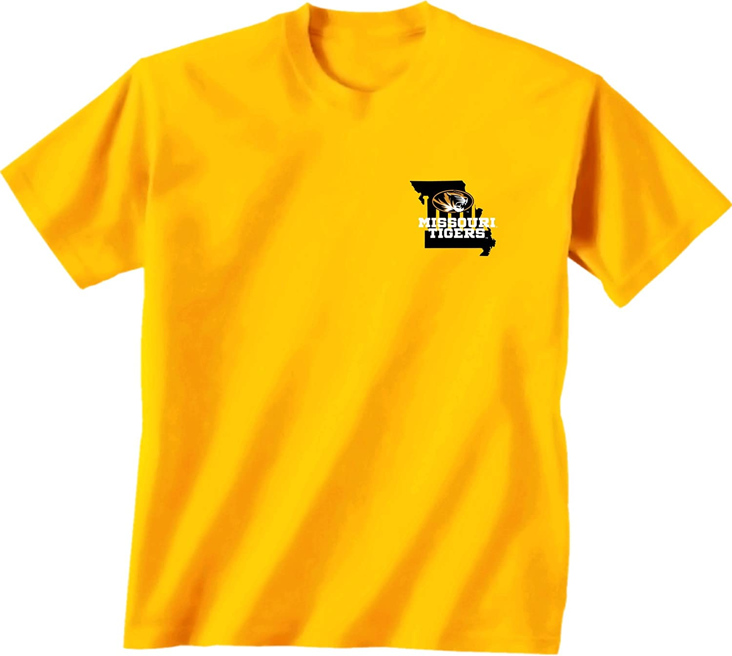 New World Graphics NCAA Our State Short Sleeve T-Shirt