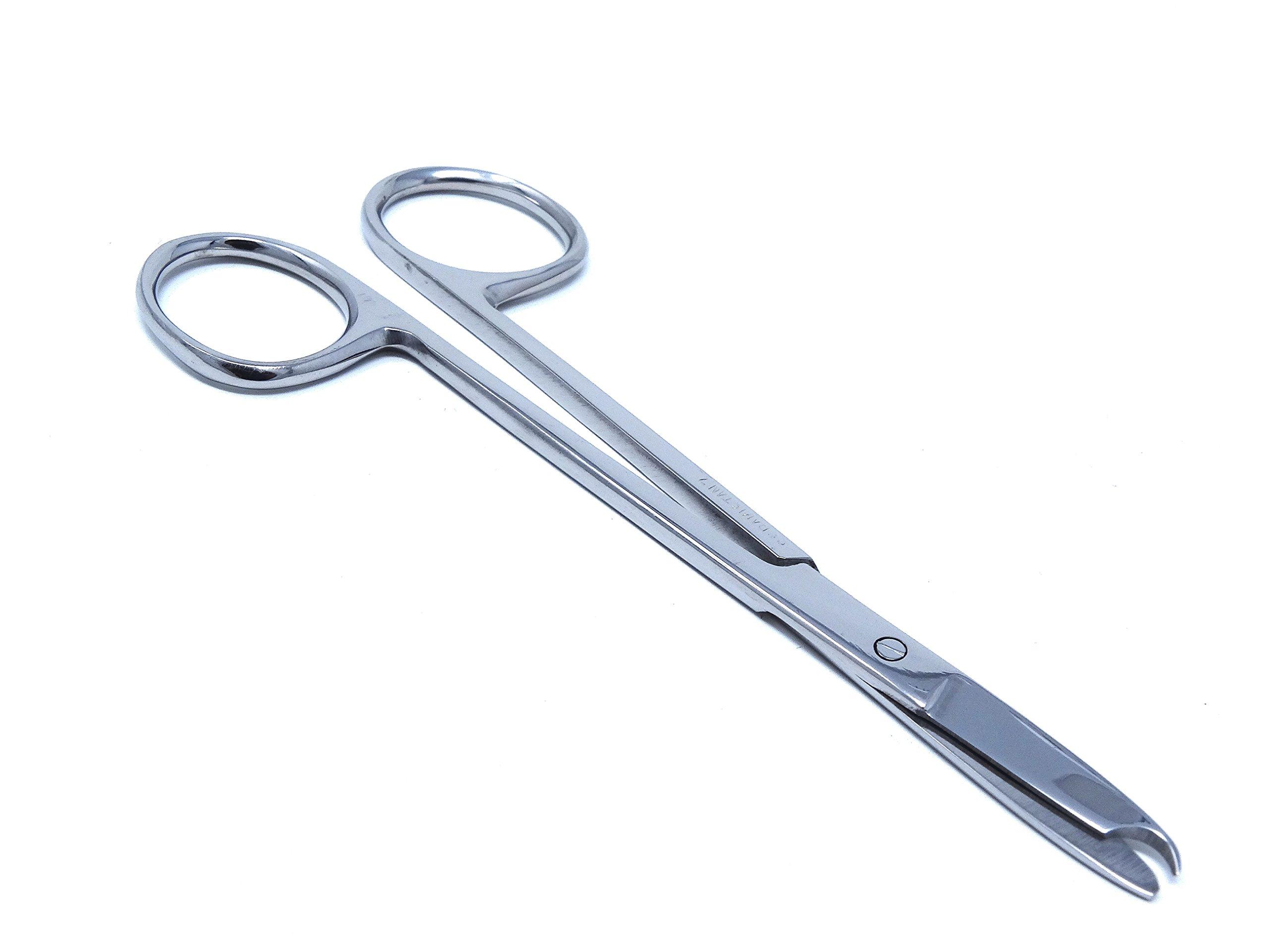 STT-SUT45 Premium High Polish Suture Stitch Scissors 4.5'' (11.43cm) Stainless Steel