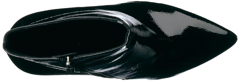 Jessica Simpson Women's Teddi Fashion Boot B072PVQ1J4 7.5 B(M) US|Black Patent