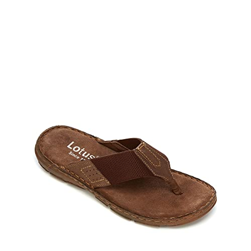 Sandalias Uk Lotussebastian HombreColor Eu13 47 MarrónTalla CxrBeod