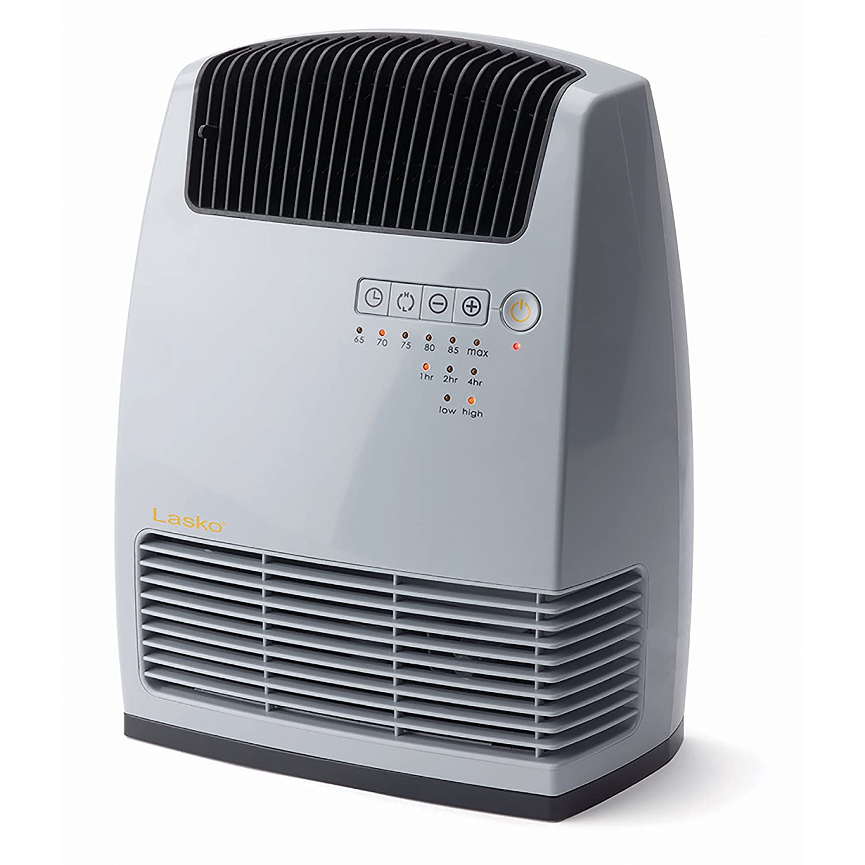 Amazon.com: Lasko CC13251 Electronic Ceramic Heater with Warm Air ...
